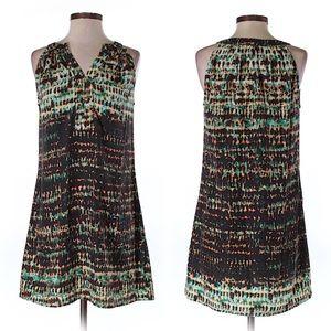 Charlie Jade Print Dress Size XS